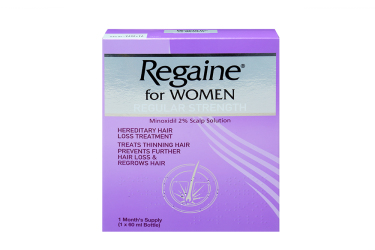 pack of regaine for women solution 1 month supply
