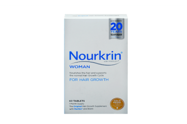 pack of nourkrin tablets 60 tablets