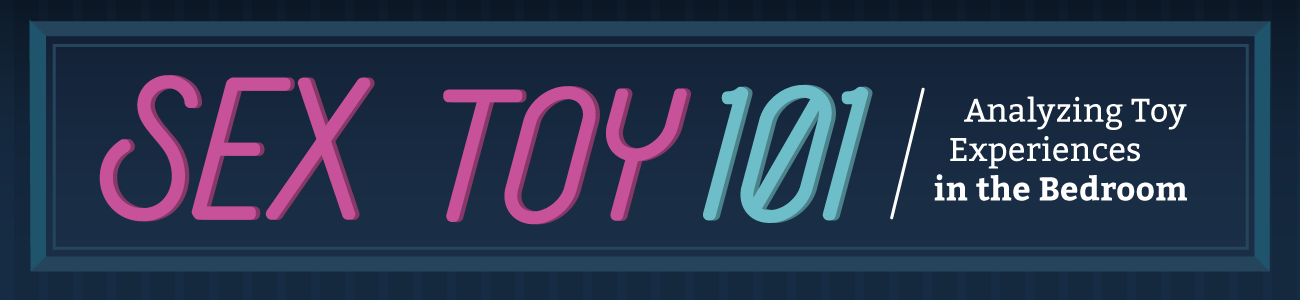 Sex toy 101 header