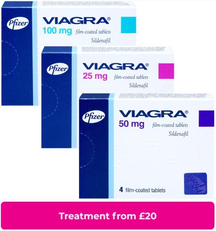 Viagra Dosages 25mg 50mg 100mg Superdrug Online Doctor